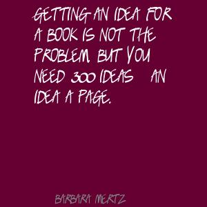 Barbara Mertz's quote #2