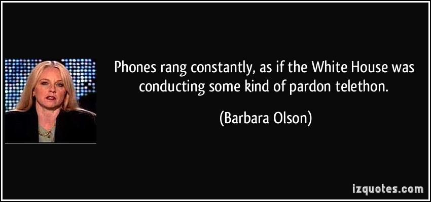 Barbara Olson's quote #7