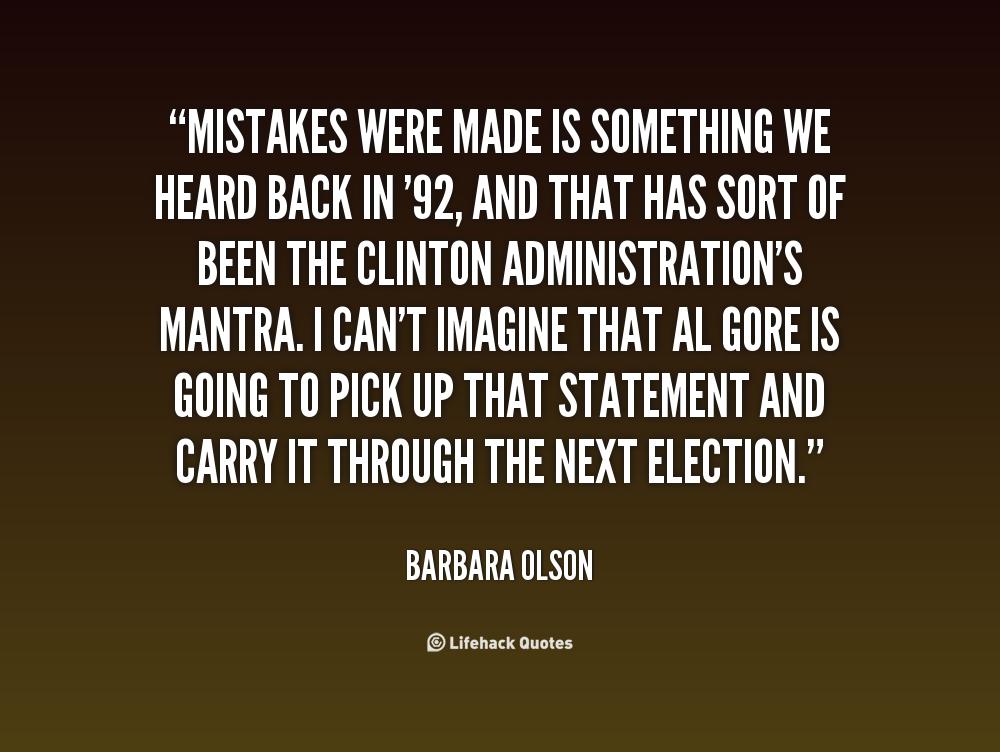 Barbara Olson's quote #1