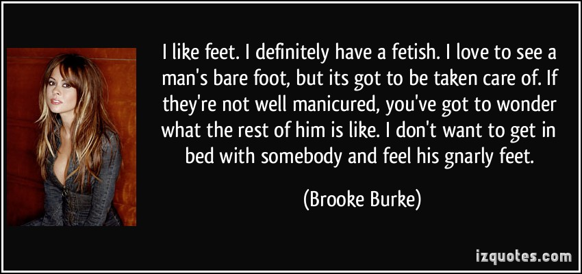 Bare Feet quote #2