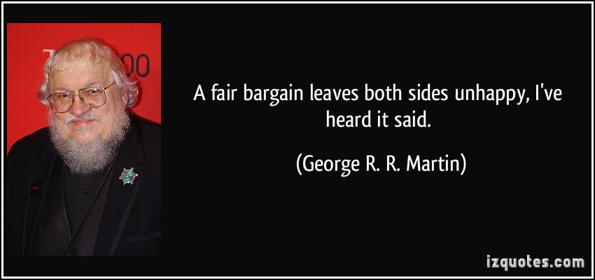 Bargain quote #3