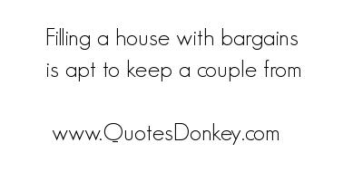 Bargains quote #1