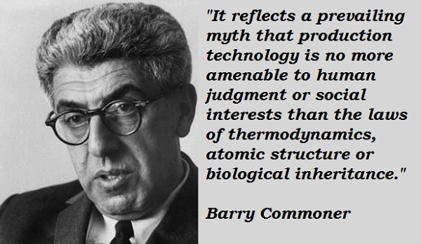 Barry Commoner's quote #6