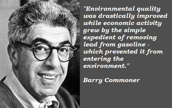 Barry Commoner's quote #7