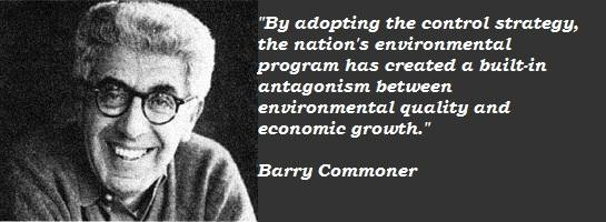 Barry Commoner's quote #4