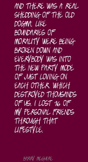 Barry McGuire's quote #1