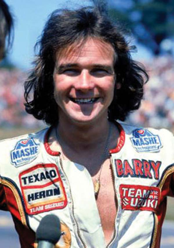 Barry Sheene's quote #4
