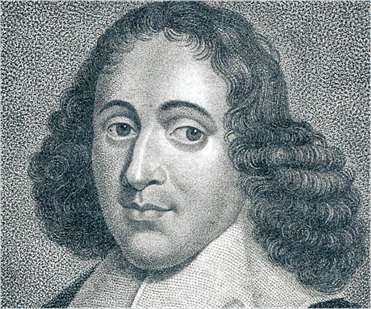 Baruch Spinoza's quote #3