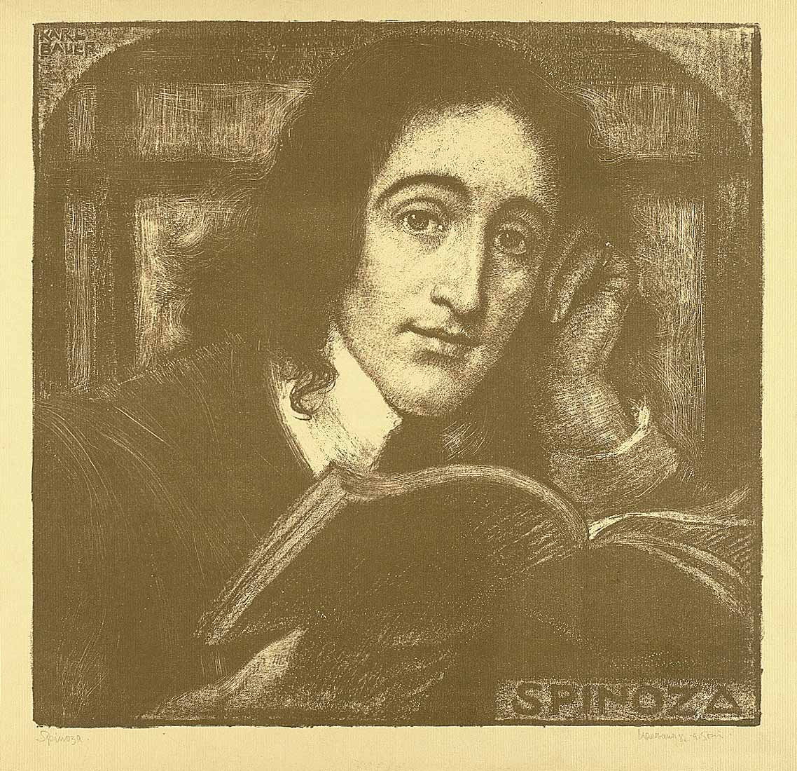 Baruch Spinoza's quote #4