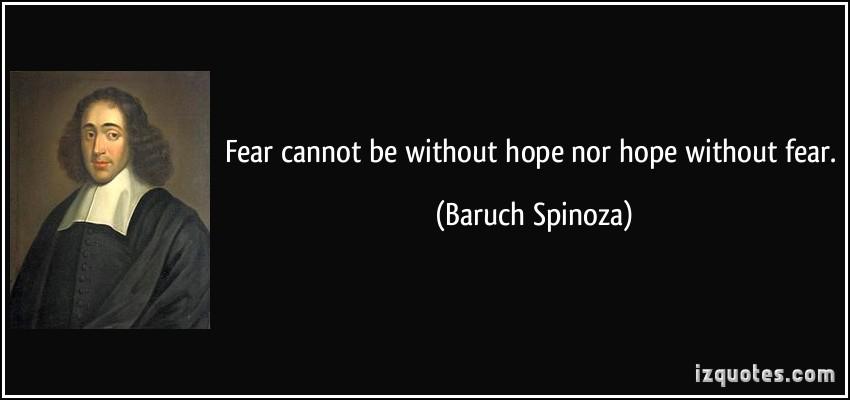 Baruch Spinoza's quote #5