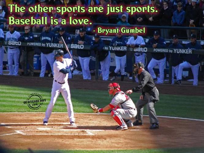 Baseball quote #3