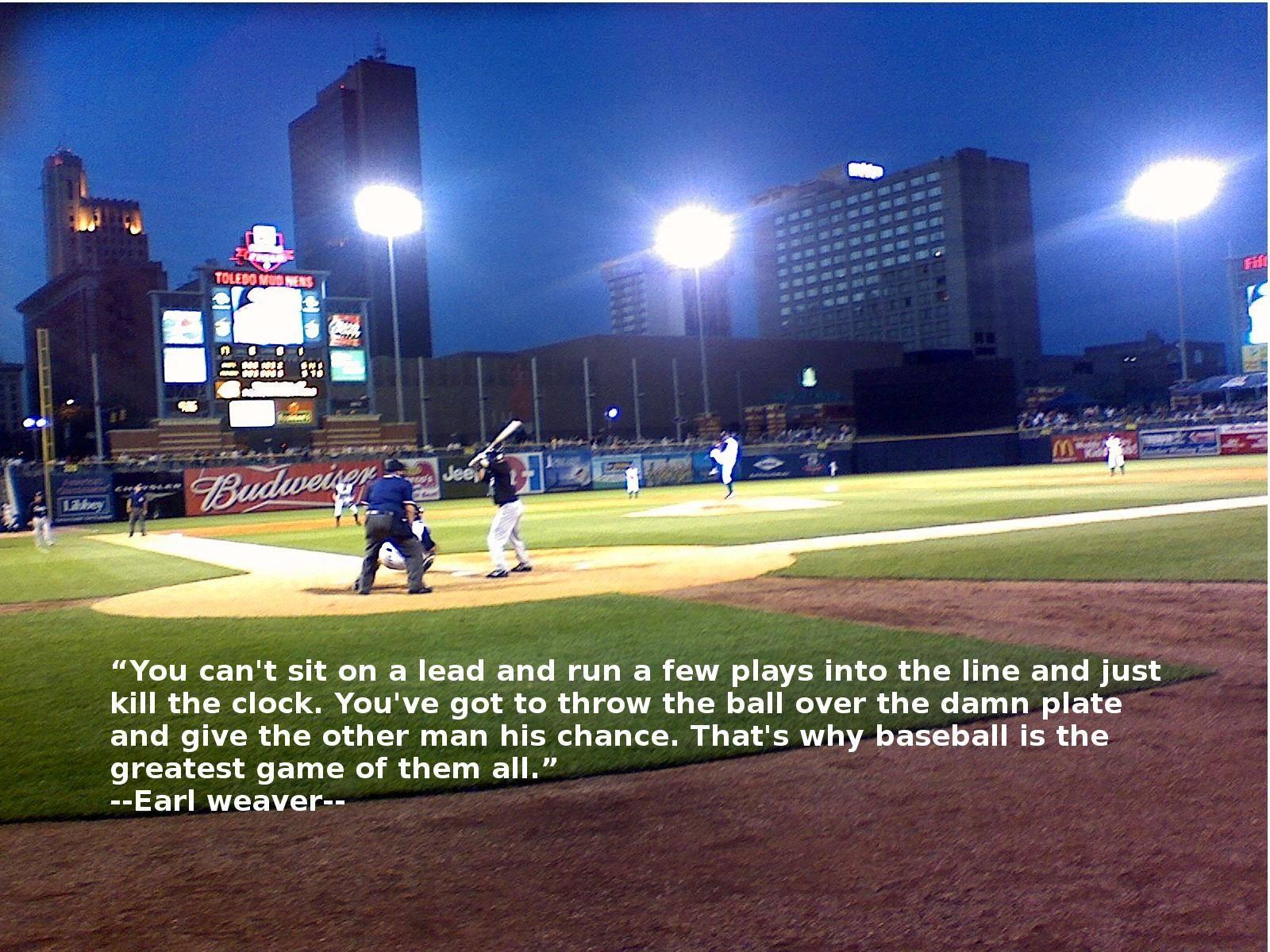 Baseball quote #4