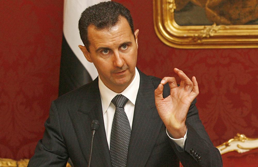 Bashar al-Assad's quote #6