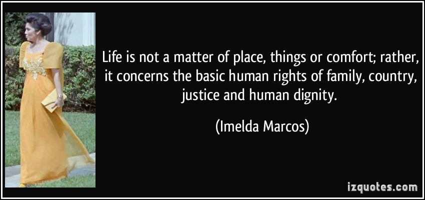 Basic Human Rights quote #2