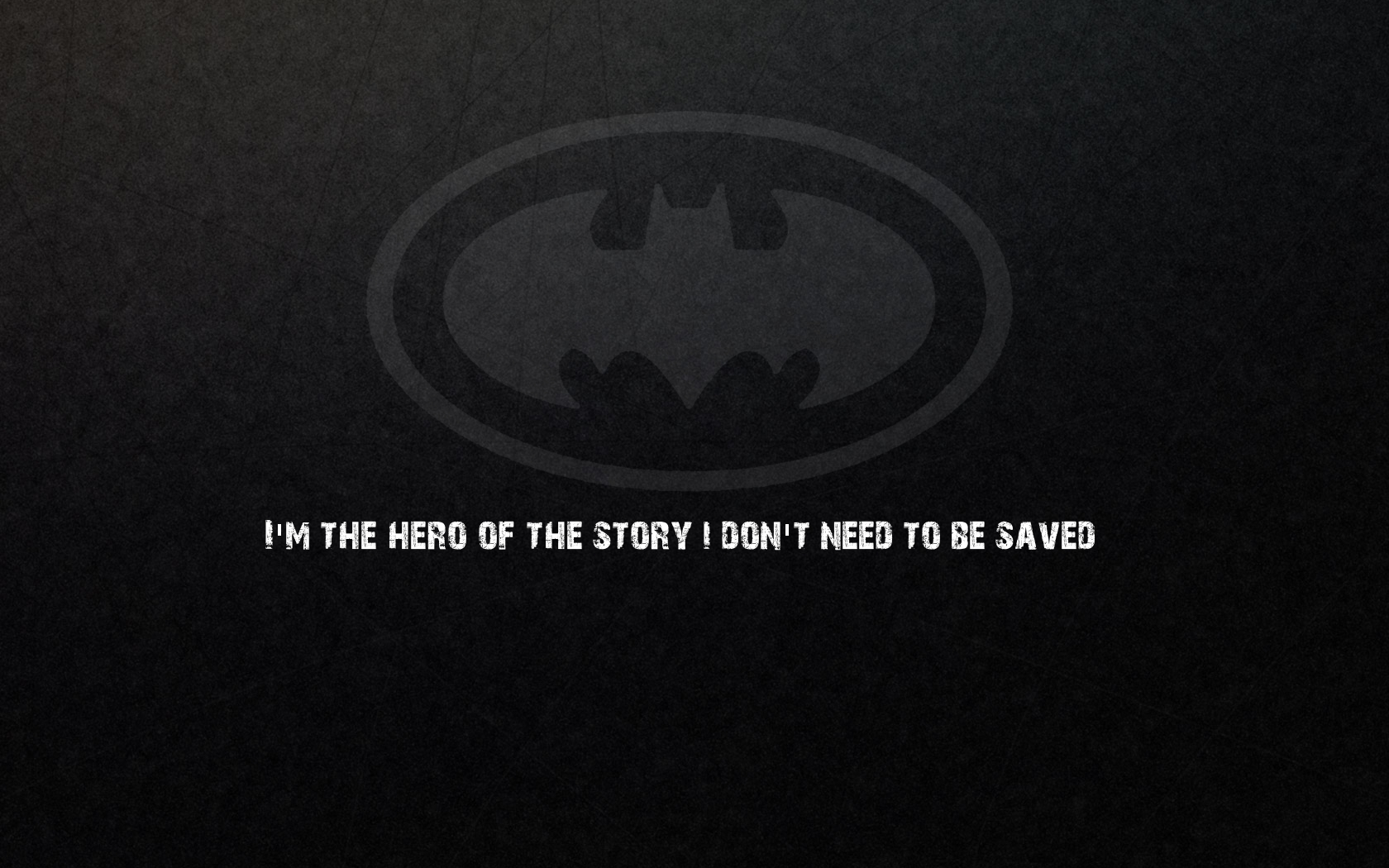 Batman quote #4