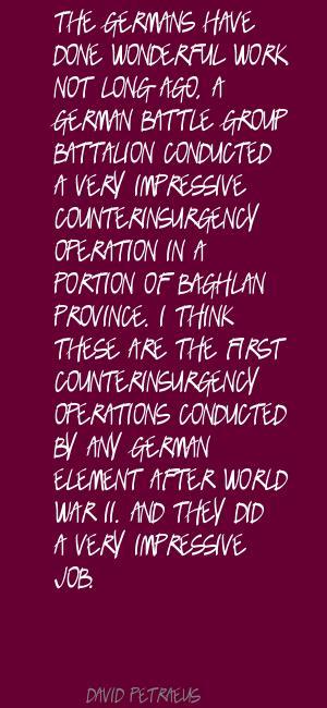 Battalion quote #1