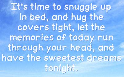 Bedtime quote #1