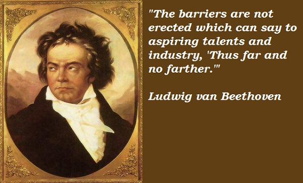 Beethoven Image Quotation 7 Sualci Quotes