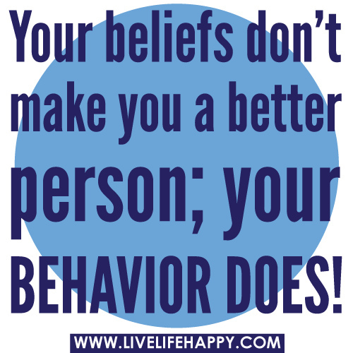Behavioral quote #1