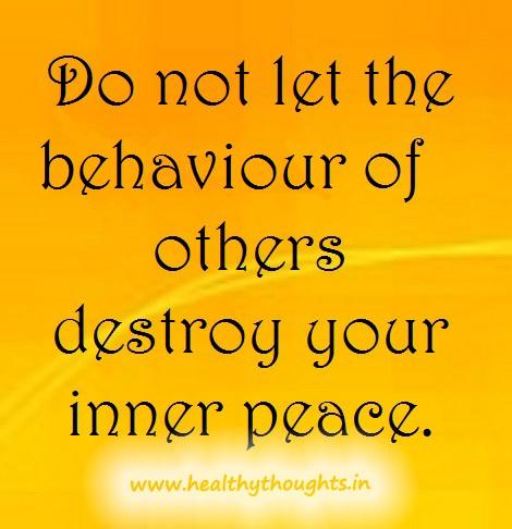 Behaviour quote #1