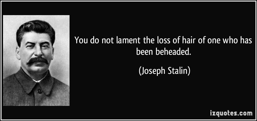 Beheaded quote #1