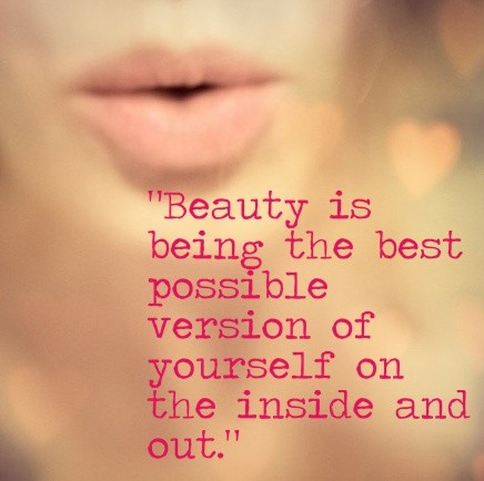 Being Beautiful quote #1