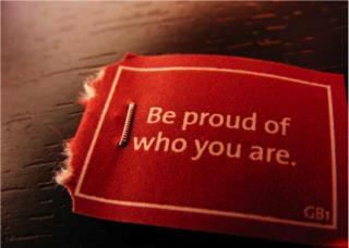 Being Proud quote #2