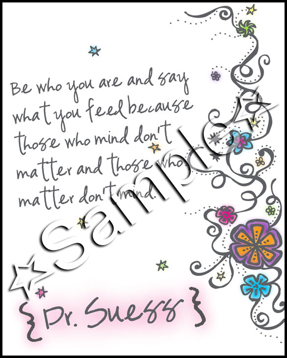 Being Yourself quote #1