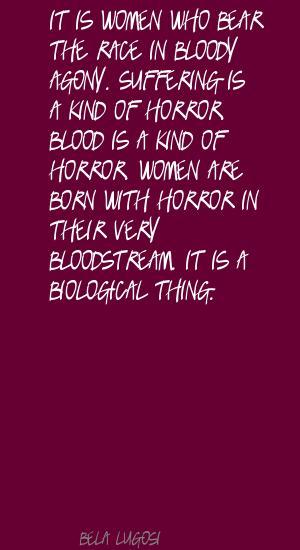Bela Lugosi's quote #1