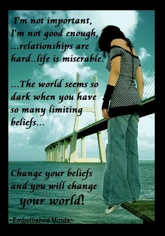 Beliefs quote #1