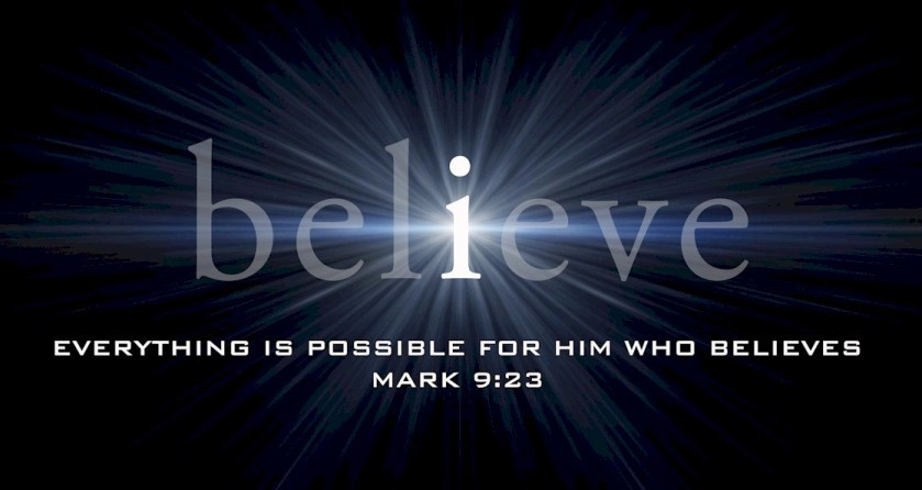 Believing quote #2