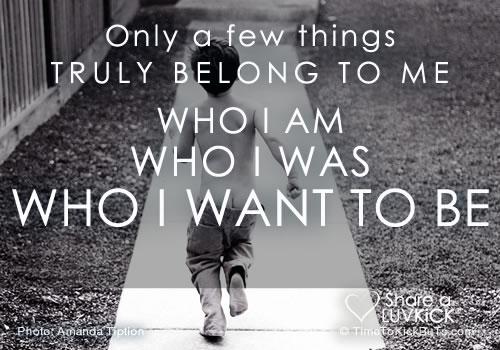 Belong quote #7