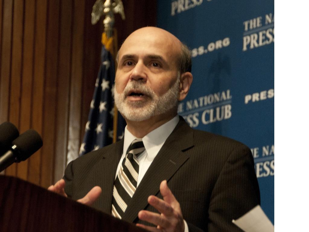 Ben Bernanke's quote #8