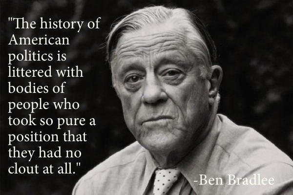 Ben Bradlee's quote #1