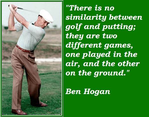 Ben Hogan's quote #3