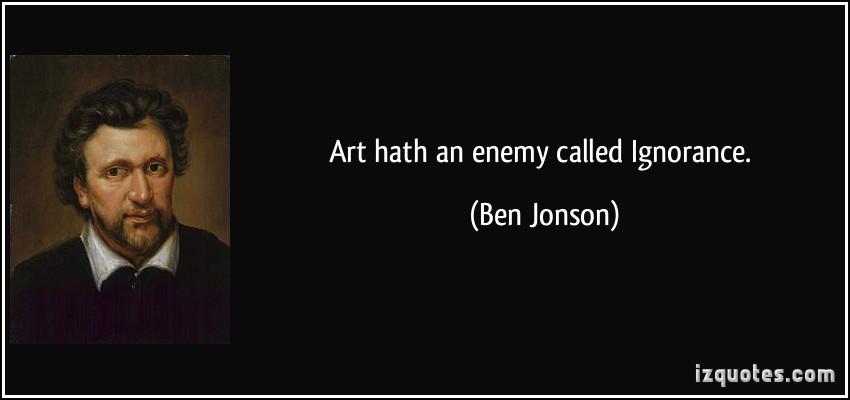 Ben Jonson's quote #4