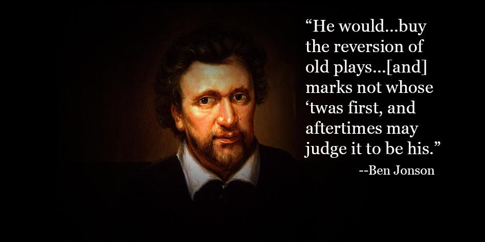 Ben Jonson's quote #2
