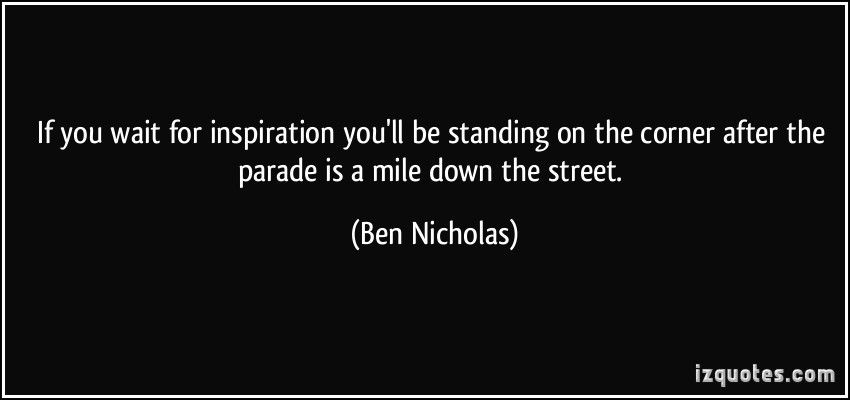 Ben Nicholas's quote #2