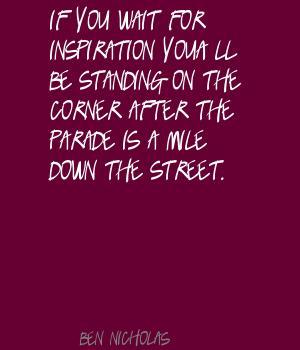 Ben Nicholas's quote #3