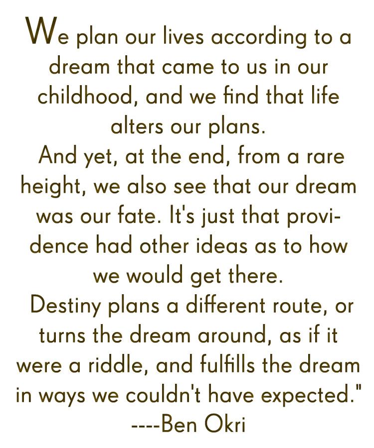 Ben Okri's quote #7
