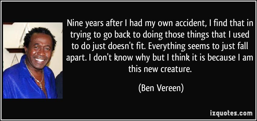 Ben Vereen's quote #4