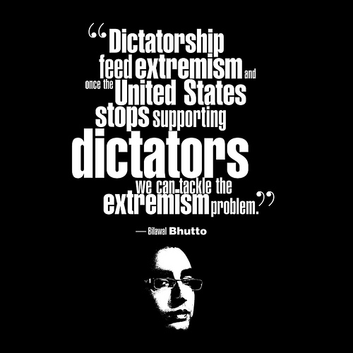 Benazir Bhutto's quote #3