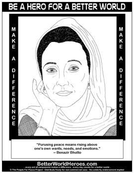 Benazir Bhutto's quote #5