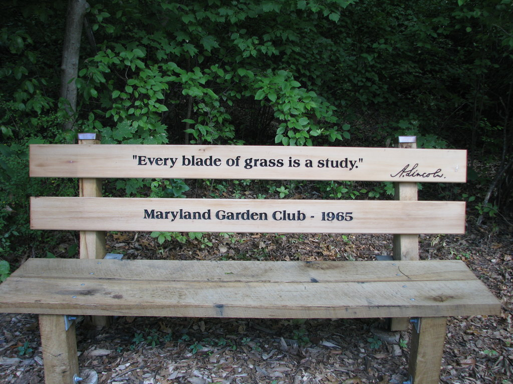 Benches quote #1