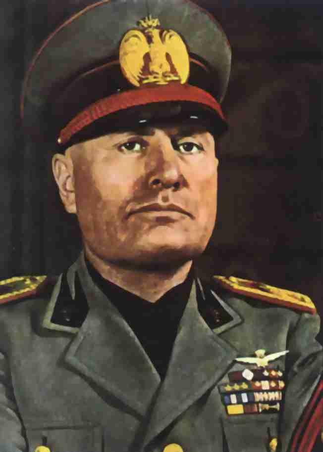 Benito Mussolini's quote #6