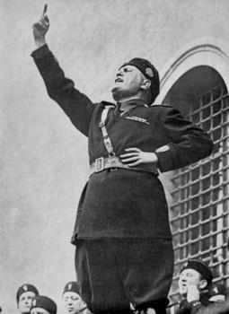 Benito Mussolini's quote #4