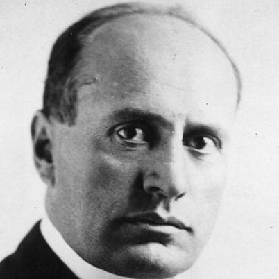 Benito Mussolini's quote #2