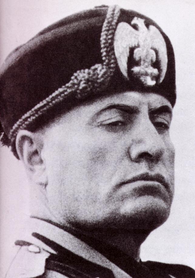 Benito Mussolini's quote #1