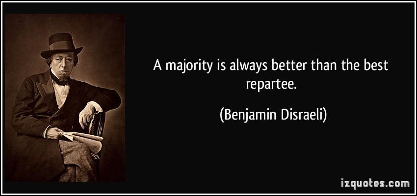 Benjamin Disraeli's quote #6