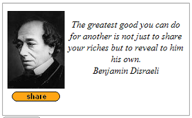 Benjamin Disraeli's quote #3